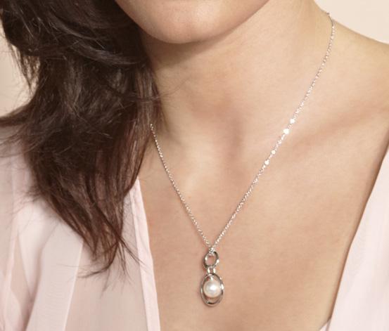 Ezüst nyaklánc féldrágakővel! 1cb16eba76